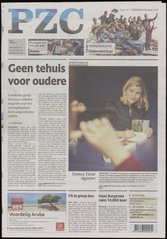Provinciale Zeeuwse Courant 2014-01-08