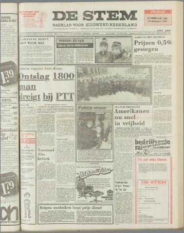 de Stem 1980-02-15