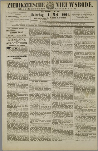 Zierikzeesche Nieuwsbode 1901-05-04