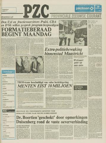 Provinciale Zeeuwse Courant 1977-06-25