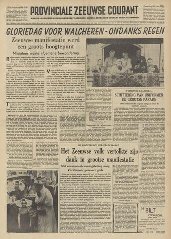 Provinciale Zeeuwse Courant 1954-06-26