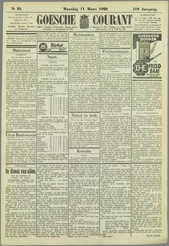 Goessche Courant 1929-03-11