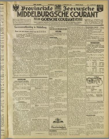 Middelburgsche Courant 1938-02-05