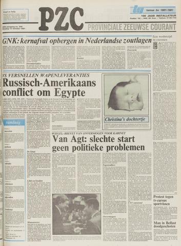 Provinciale Zeeuwse Courant 1981-10-13