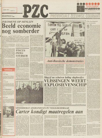 Provinciale Zeeuwse Courant 1980-01-05