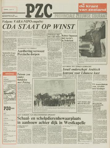 Provinciale Zeeuwse Courant 1976-11-08