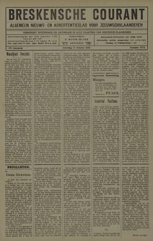 Breskensche Courant 1925-10-17