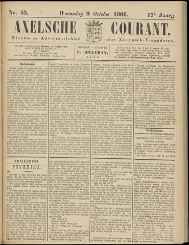 Axelsche Courant 1901-10-09