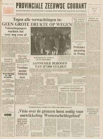 Provinciale Zeeuwse Courant 1968-06-29