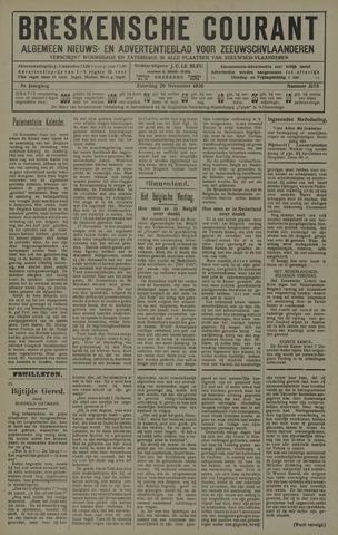 Breskensche Courant 1926-11-20