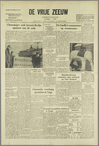 de Vrije Zeeuw 1963-01-17