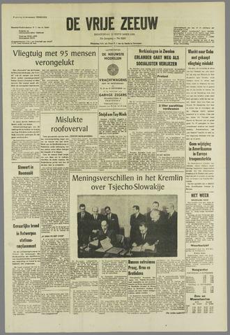 de Vrije Zeeuw 1968-09-12