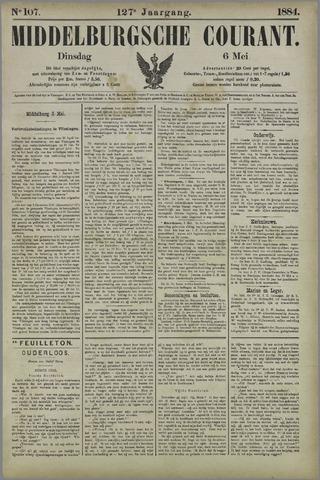 Middelburgsche Courant 1884-05-06