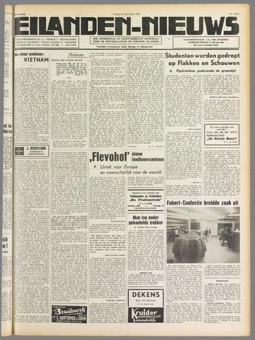 Eilanden-nieuws. Christelijk streekblad op gereformeerde grondslag 1967-09-15