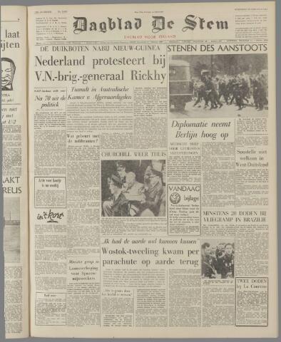 de Stem 1962-08-22