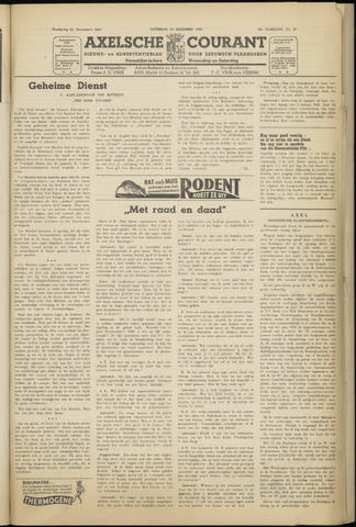 Axelsche Courant 1951-12-15