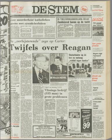 de Stem 1980-11-06