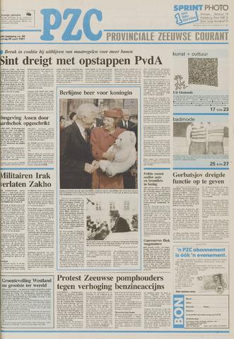 Provinciale Zeeuwse Courant 1991-04-26