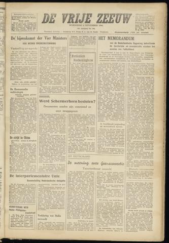 de Vrije Zeeuw 1946-11-06