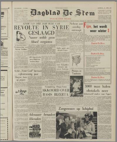 de Stem 1961-09-30