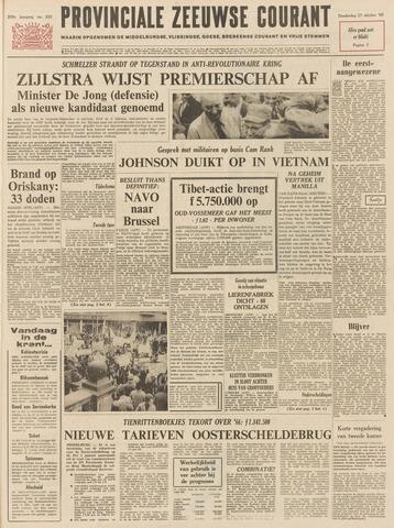 Provinciale Zeeuwse Courant 1966-10-27