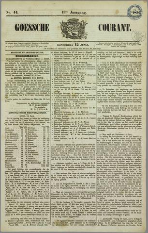 Goessche Courant 1856-06-12