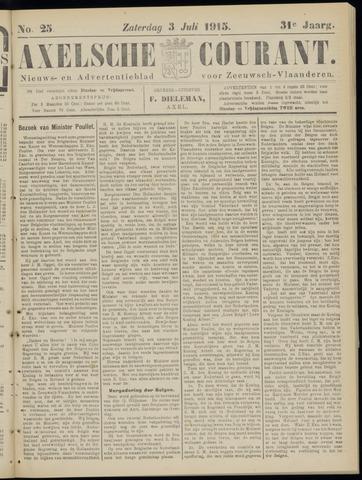 Axelsche Courant 1915-07-03