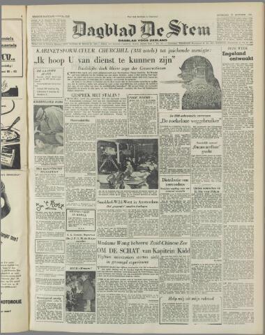 de Stem 1951-10-27