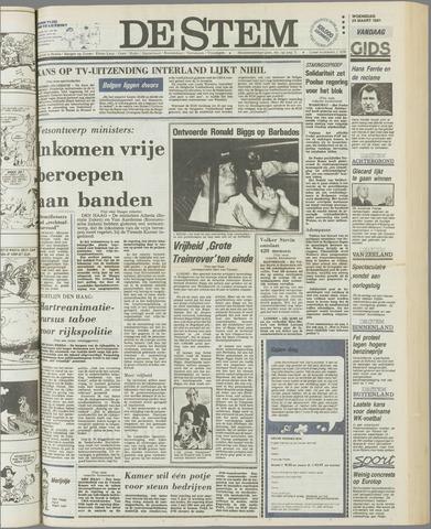 de Stem 1981-03-25