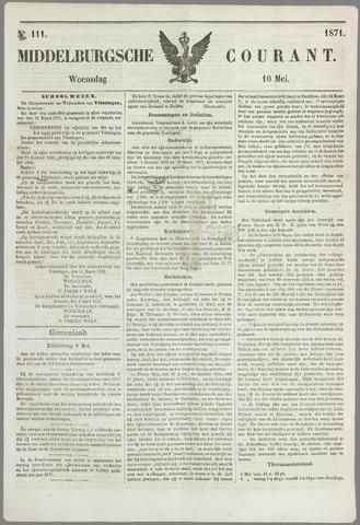 Middelburgsche Courant 1871-05-10