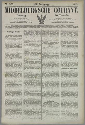 Middelburgsche Courant 1888-11-10