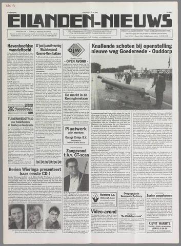 Eilanden-nieuws. Christelijk streekblad op gereformeerde grondslag 1995-06-09