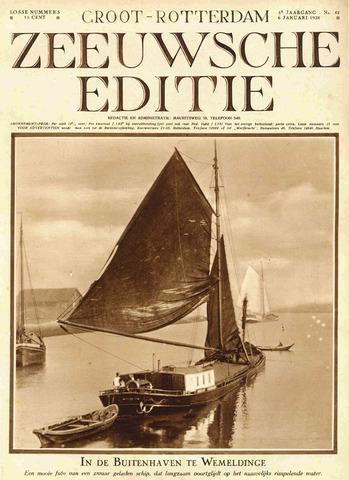 Ons Zeeland / Zeeuwsche editie 1928