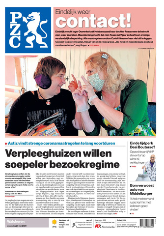 Provinciale Zeeuwse Courant 2020-05-27