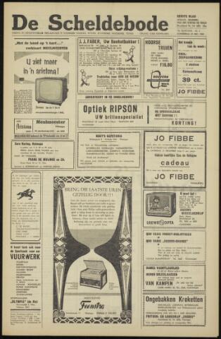 Scheldebode 1960-12-29