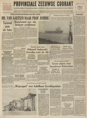 Provinciale Zeeuwse Courant 1963-05-31