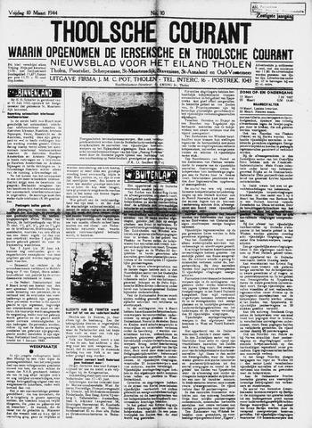 Ierseksche en Thoolsche Courant 1944-03-10