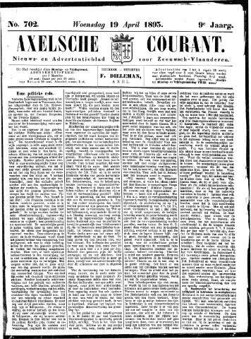 Axelsche Courant 1893-04-19