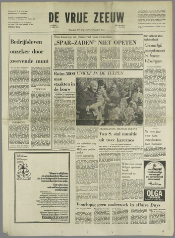 de Vrije Zeeuw 1971-05-11