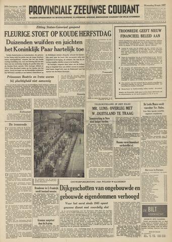 Provinciale Zeeuwse Courant 1957-09-18