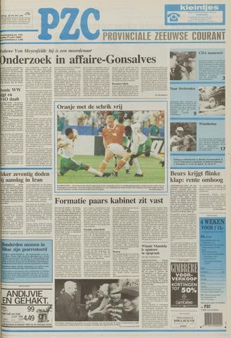 Provinciale Zeeuwse Courant 1994-06-21