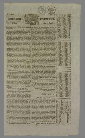 Goessche Courant 1822-06-14