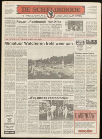 Scheldebode 1986-06-05