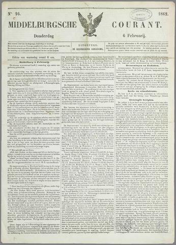 Middelburgsche Courant 1862-02-06