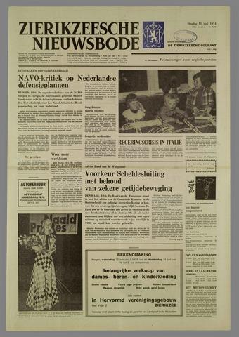 Zierikzeesche Nieuwsbode 1974-06-11