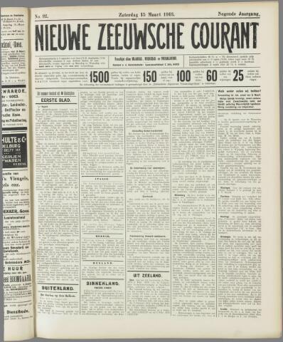 Nieuwe Zeeuwsche Courant 1913-03-15