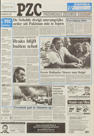 Provinciale Zeeuwse Courant 1987-05-27