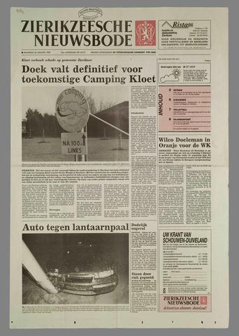 Zierikzeesche Nieuwsbode 1995-01-30