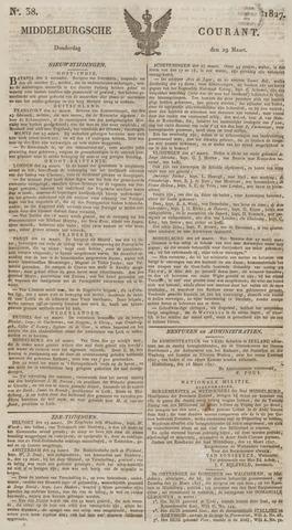 Middelburgsche Courant 1827-03-29