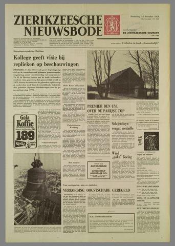 Zierikzeesche Nieuwsbode 1974-12-12